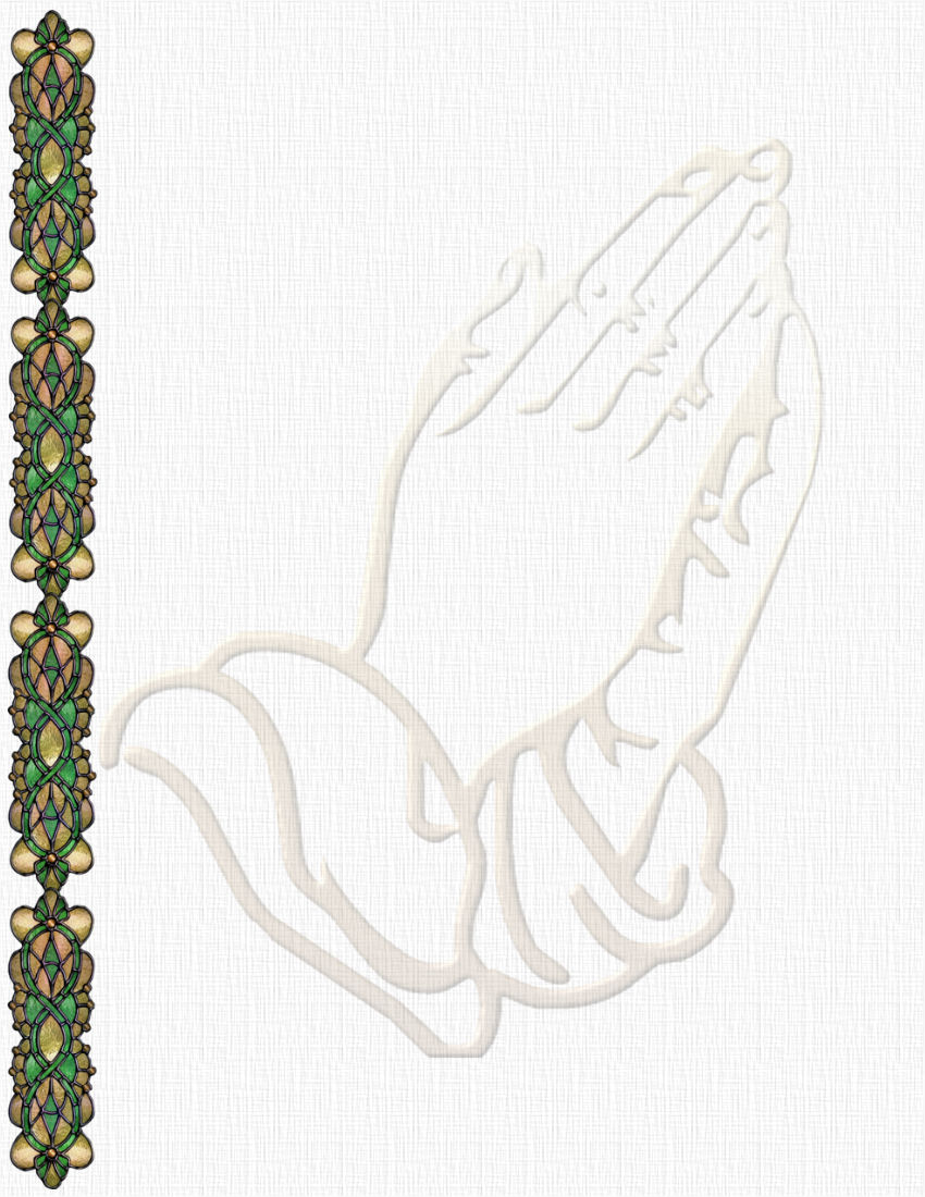 praying hands border wwwimgkidcom the image kid has it