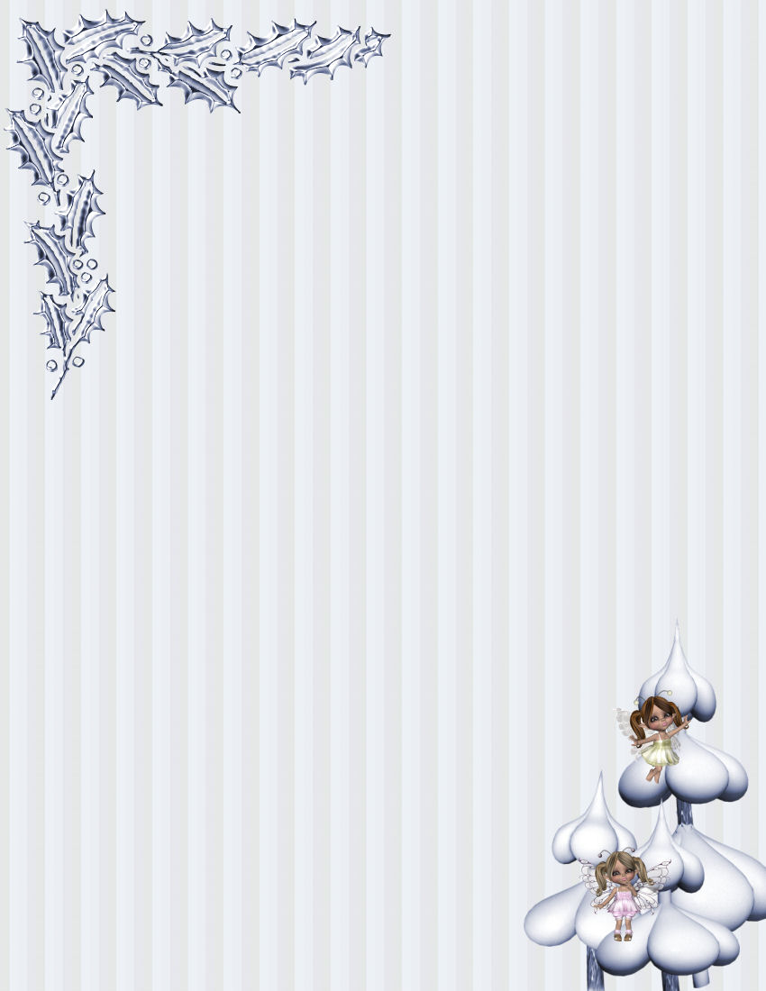 winter stationery theme downloads pg  2